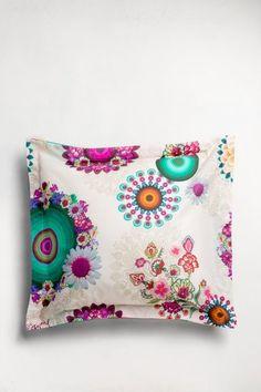 Home & Decor up to -30% Desigual Pillow Happy Blossom