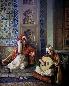 Ud Dinleyen Sultan - Kamil Aslanger