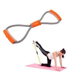 29.51$  Watch here - http://alim4a.shopchina.info/go.php?t=920603699 - body slimming Products massager belt Yoga Resistance Tubes slimming Resistance Bands Fitness Exercise Tube Rope Set 8 Shape 29.51$ #SHOPPING