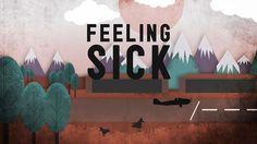 Ambulances / Feeling Sick by Austin Temby. Music video for the song 'Feeling Sick' by Ambulances,