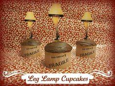 Lamps & cupcakes - hmm