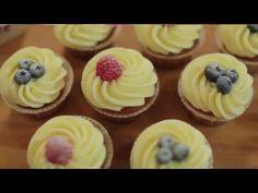 Капкейки - пошаговый видео-рецепт - YouTube