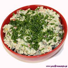 Feiner Brotaufstrich - Brotaufstrichrezept Feiner Brotaufstrich mit Paprika und Gartenkräutern vegetarisch glutenfrei