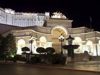 The Monte Carlo Resort and Casino held their Grand opening back on June 21, 1996. The Monte Carlo offers 2,992 guest rooms, including 224 suites. Players will find more than 100,000 square feet of gaming area that features Blackjack, Craps, Baccarat, Mini-Baccarat, Roulette, Big Six Wheel, Caribbean Stud, Three-Card Poker, Pai Gow Poker, Let-It-Ride and a Poker Room! Slots lovers will have more than 1,600 slot and video poker machines to choose from as well as The Race & Sports Book!