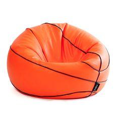 Puf Basket Naranja
