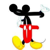 Original alfabeto inspirado en Mickey Mouse. Mickey Font, Mickey Mouse Letters, Disney Letters, Theme Mickey, Disney Alphabet, Mickey Party, Mickey Mouse E Amigos, Mickey E Minnie Mouse, Fiesta Mickey Mouse