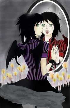 vampire kisses alexander and raven - Google Search