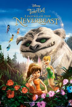 * Tinkerbell and the Legend of NeverBeast *