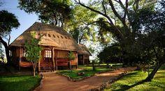 Kafunta River Lodge, safari lodge bordering the South Luangwa National Park for your Zambia safari. Enjoy a Zambia safari experience in South Luangwa, home of the walking safari. Kafunta Safaris operates Kafunta River Lodge and Island Bush Camp.