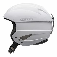 Giro Sestriere Ski Racing Helmet Named for the great ski station in the Italian Alps only a dozen miles from the French frontier and the site of skiing events during the 2006 Winter Olympics, the Giro