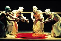 Butoh: Dance is the space between your feet and the floor