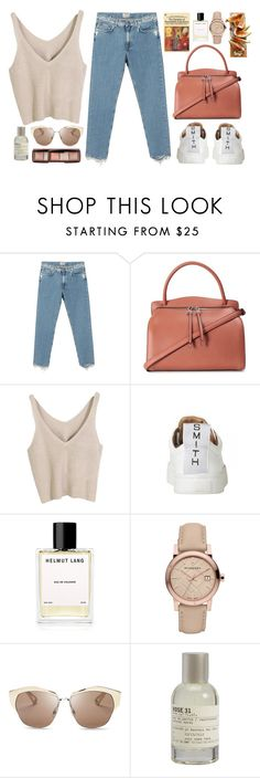 """December 16, 2016 - 1"" by mariimontero ❤ liked on Polyvore featuring Acne Studios, Jil Sander, Helmut Lang, Burberry, Christian Dior and Le Labo"