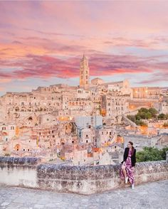 "Italy: Matera - ""On my dream list for this year's New Year's Eve is Matera in southern Italy. Neglected for decades, it's now starting to receive attention thanks to the arrival of rustic luxury in the form of exceptional hotels, bars and restaurants."