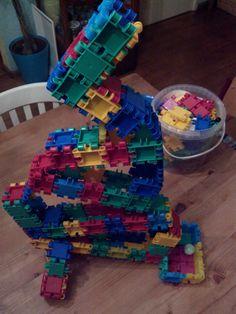 Clics knikkerbaan. Assemblage, Marble Runs, Diy For Kids, Lego, Mars, Legos