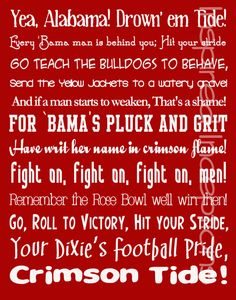 A great lullaby for all children of UofA fans!
