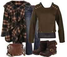 Inspiring image fall outfits, polyvore outfits, outfits #1047796 by shinysmile - Resolution 627x589px - Find the image to your taste