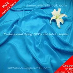 12mm silk crepe de chine fabric-turquoise  http://www.silkfabricuk.com/12mm-silk-crepe-de-chine-fabricturquoise-p-331.html