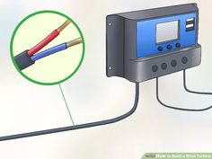 How to Build a Wind Turbine (with Pictures) - wikiHow Wind Turbine Kit, Building A Wind Turbine, Electrical Tape, Drive Shaft, Wind Power, Pictures, Photos, Grimm