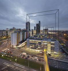 Schieblock - Rotterdam, Netherlands