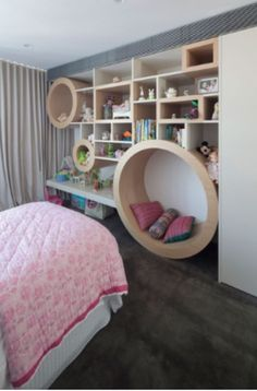 My daughters dream room