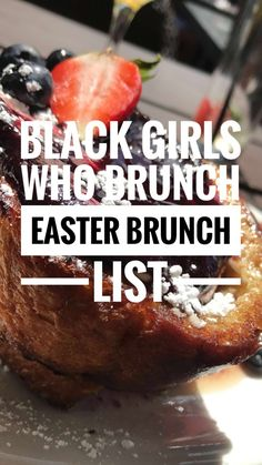 Where to Brunch for Easter in Houston
