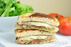 Low carb recepty s nízkým obsahem sacharidů Lchf, Keto, Paleo, Tzatziki, Atkins, Salmon Burgers, Tofu, Food Inspiration, Smoothies