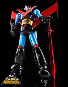 Super Robot Chogokin Great Mazinger Jumbo Color updated   CollectionDX