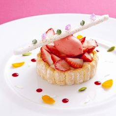For Sweet Sweet Day ♥ Dessert