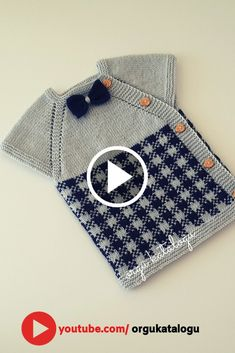 Baby Knitting Patterns, Free Knitting, Baby Girl Vest, Baby Boys, Baby Pullover, E Mc2, How To Start Knitting, Vest Pattern, Knit Vest