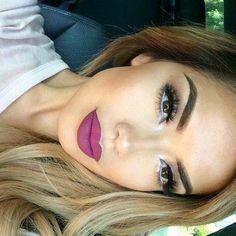Glow make up
