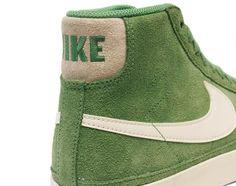 Nike WMNS Blazer Mid PRM – Lush Green