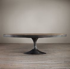 Aero Oval Coffee Tables | Coffee Tables | Restoration Hardware