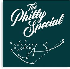 'The Philly Special' Poster by scoorey Eagles Memes, Go Eagles, Fly Eagles Fly, Philadelphia Eagles Super Bowl, Philadelphia Sports, Eagles Man Cave Ideas, Sports Man Cave, Home Team, Live