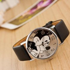 Mickey Mouse Watch (Bestseller)