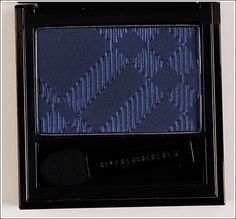 Burberry Sheer Eyeshadow in #20 Midnight Blue ($29). Permanent.
