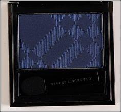 Burberry Sheer Eyeshadow in #20 Midnight Blue ($29). Permanent.