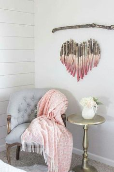 17 Amazing Diy Wall Décor Ideas, Transform Your Home Into An Abode . CLICK Image for full details 17 Amazing Diy Wall Décor Ideas, Transform Your Home Into An Abode . Diy Home Decor For Apartments, Diy Home Decor Projects, Decor Crafts, Diy Decorations For Home, Thanksgiving Decorations, Diy Crafts, Decor Room, Bedroom Decor, Diy Nursery Decor