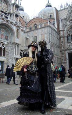 Steampunk couple by ~vladioglas on deviantART