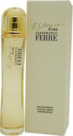 Gianfranco Ferre Essence Deau By Gianfranco Ferre For Women Eau De Parfum Spray 13 Ounces * This is an Amazon Affiliate link. Continue to the product at the image link.