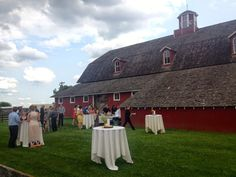 Big Red Barn Wedding Venue in Central Illinois