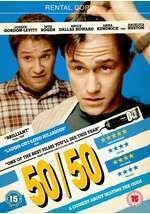 50/50  joseph Gordon-Levitt very good