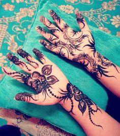 Absolutely love it arabic henna