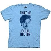 Doctor Who Trust Me I'm The Doctor T-Shirt