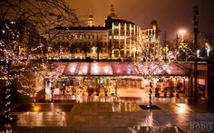 Budapest xmas, Hungary