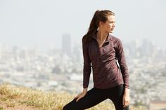 Go the distance. Take Me The Distance Half Zip | Running Jacket | lucy activewear