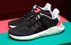 adidas' Boost technology is by now a ubiquitous cushioning, one that finds itself on runners and basketball shoes, old models and new ones. Winter Outfits, Summer Outfits, Casual Outfits, Work Outfits, Adidas Boots, Adidas Sneakers, Adidas Boost Technology, Adidas Eqt Adv, Adidas Eqt Support 93