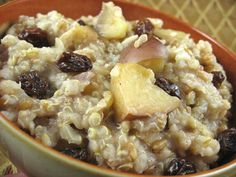 Multi-Grain Hot Cereal (Slow-Cooker)