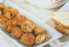 Κεφτεδάκια Ελληνικά-featured_image Cooking Recipes, Healthy Recipes, Food Categories, Greek Recipes, Health Diet, Finger Foods, Cauliflower, Vegetables, Eat