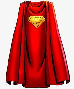 Capa de Superman, Ropa, Rojo, Hero Imagen PNG