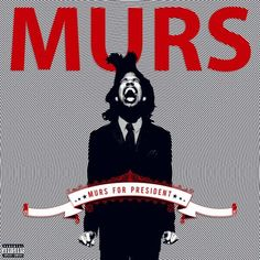 Murs for President (2 LP Colored Vinyl) - http://www.rekomande.com/murs-for-president-2-lp-colored-vinyl/